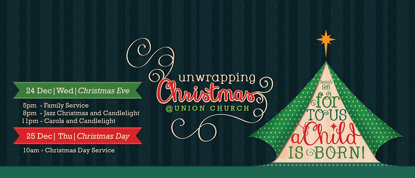 Christmas at Union