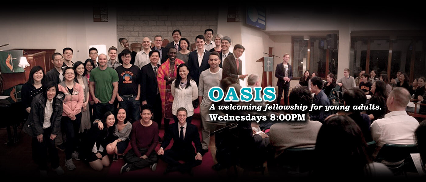 Oasis (Young Adults)