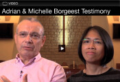 Adrian & Michele Borgeest Stewardship Testimony