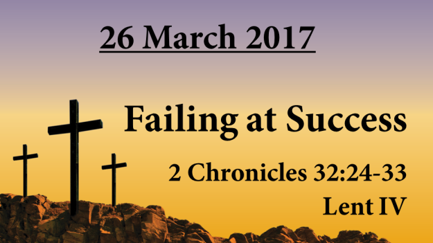 26 Mar 2017 Sermon Title | Union Church