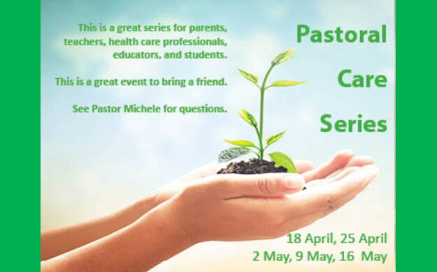 Pastoral Care Series: Talk + Q&A
