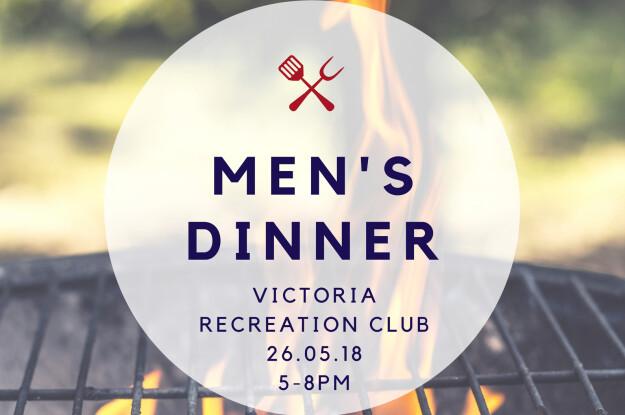 Union Men's Dinner - 26 May 2018
