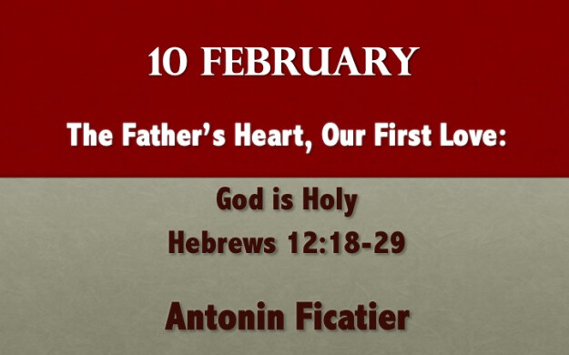 10 February 2019 Sermon Title.