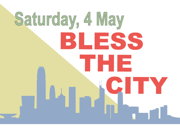 BLESS THE CITY - 4 May 2019