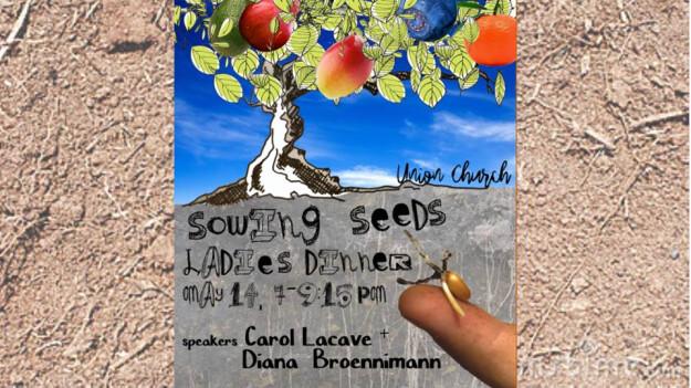 Semi-Annual Ladies Dinner: Sowing Seeds