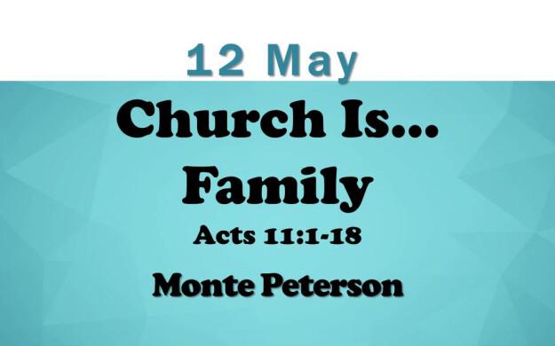 12 May 2019 Sermon Title.