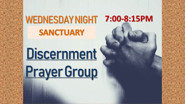 Prayer and Discernment for Union Church